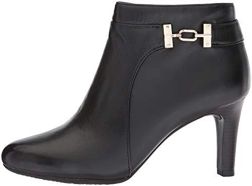 Bandolino Women's Lappo Ankle Boot, Black, 10 M ()