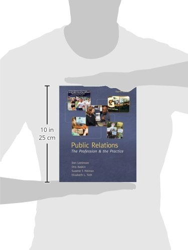 Public Relations:  The Profession and the Practice by McGraw-Hill Education