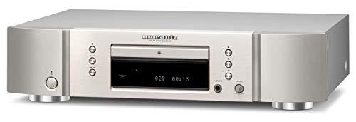 Marantz CD5005 CD-speler, zilver-goud