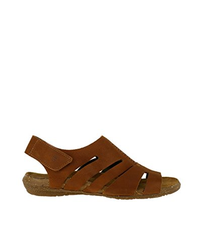 39 Leather Woman Wood Velcro N5065 Wakataua Sandals Pleasant H7qzxnwtX