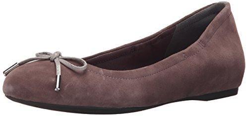 Zapato Mujeres Kid Rockport de Sparrow Piso Talla Suede R5wBxOvq