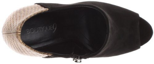 Boutique 9 Kvinnor Colton Boot Svart / Guld