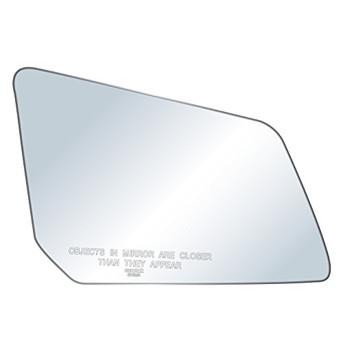 - exactafit 8762R Right Passenger Side Mirror Replacement Glass Chevy Traverse GMC Acadia Saturn Outlook SUV