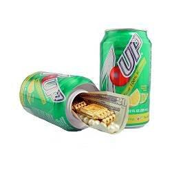 7-up Soda Hidden Can Safe Stash Box