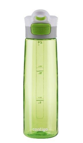 Contigo Autoseal Grace Water Bottle, 24-Ounce, Citron