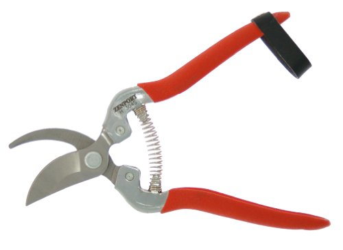 Zenport H304S Bypass Action Harvest and Utility Shear, Stainless Steel by Zenport