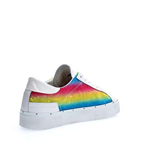 Date Hill W301 Deporte Multicolor sh Zapatillas hd De po Mujer Double rppxIwnqd
