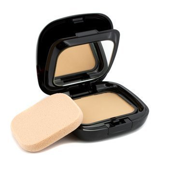 Shiseido The Makeup Perfect Smoothing Compact Foundation SPF 15 (Case + Refill) - O40 Natural Fair Ochre - - Shiseido Pressed Powder Makeup The Refill