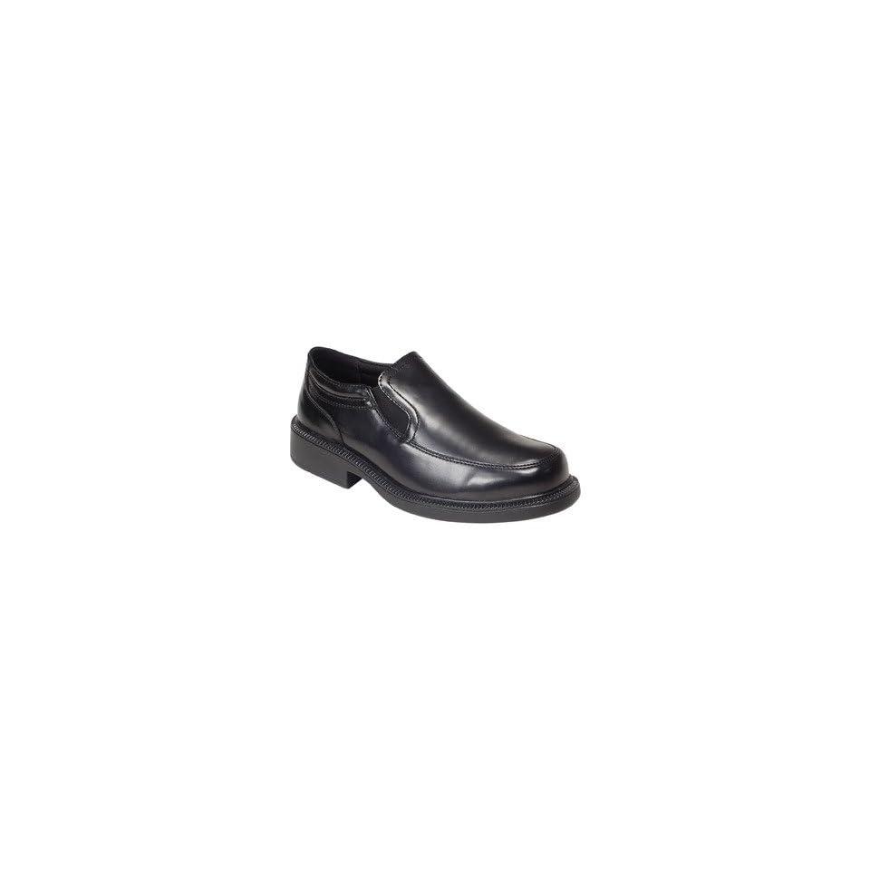 Soft Stags ASHVLL SMTH BLK Mens Ashville Loafer in Black