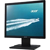 Acer, Inc - Acer V176l 17 Led Lcd Monitor - 5:4 - 5 Ms - Adjustable Display Angle - 1280 X 1024 - 16.7 Million Colors - 250 Nit - Sxga - Vga - 13 W - Black - Epeat Gold, Tco Certified Displays 6.0 Product Category: Computer Displays/Monitors