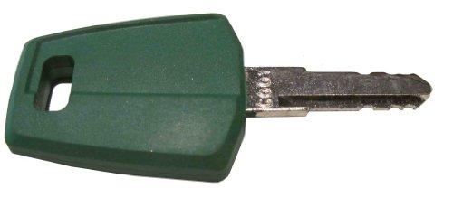 Ignition key for Volvo Wheel Loader, Part Number (Volvo Loader Parts)
