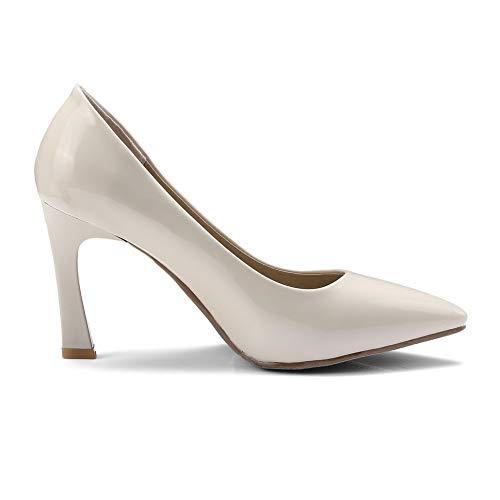 Beige Sandales 1TO9 Beige Compensées Femme Inconnu 5 36 MMS06272 CwHqXCf