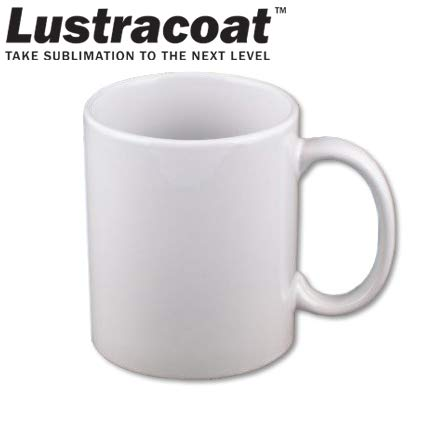 11 oz. Porcelain Sublimation Mug