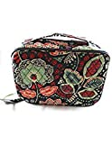 Vera Bradley Large Blush & Brush Make Up Case Nomadic Floral