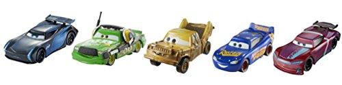 Disney/Pixar Cars 3 Die-Cast Collection, 5 Pack