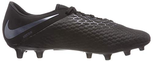 Homme Noir Chaussures De Academy Fg Football Hypervenom 001 3 black Nike black qx0w4In8E