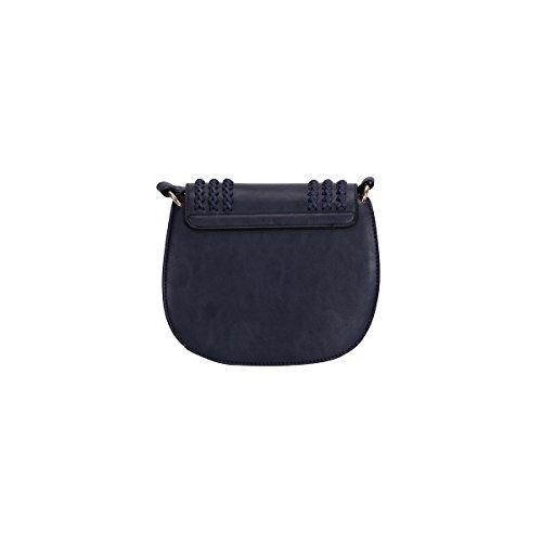 Bolso Avashion De Bolsos Mujer Azul Marino Af67qRxw6