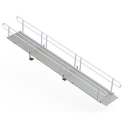 MOD Ramp System Size: 22' L