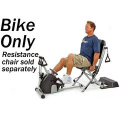 SmoothRider II - Resistance Chair Bike by VQ ActionCare (Image #1)