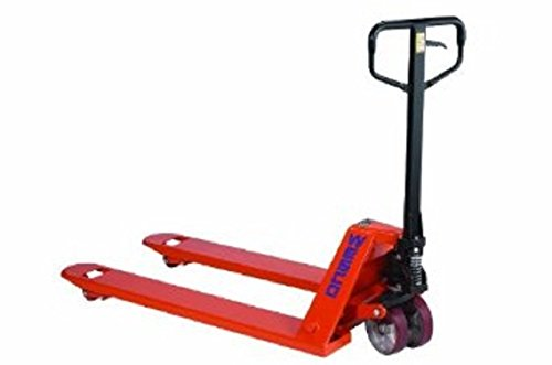 Wesco Pallet Jack Truck, 6600 Lb. Capacity by Wesco