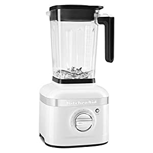 KitchenAid KSB4027WH K400 Countertop Blender, 56 Ounce, White 6