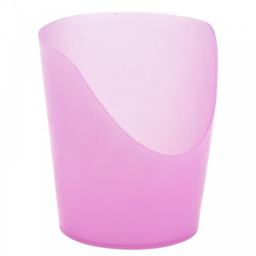 Flexi-Cut Nosey Cups - Pink Cup: 1 oz. (30ml), Set of 5