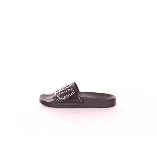 Negro Zapatillas Moschino Couture Mujer Ma28062g15m1 Zw0qB6FqI