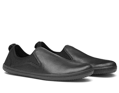 Womens Slip Casual Slyde Leather VIVOBAREFOOT on with Barefoot Sole 4A7anwWxw