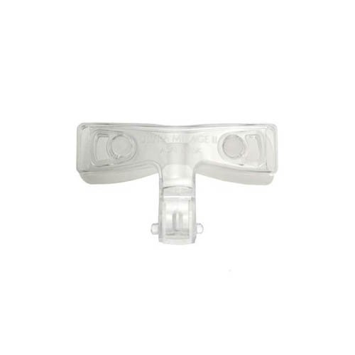 Resmed 16590 Ultra Mirage II Nasal Mask Forehead Support with Pads by ResMed (Image #1)