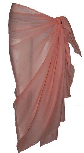 passion4fashion - Copricostume -  donna Rosa rosa Taglia unica