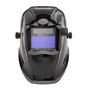 Lincoln Electric VIKING 1840 Black Welding Helmet with 4C Lens Technology - K3023-3 by Lincoln Electric