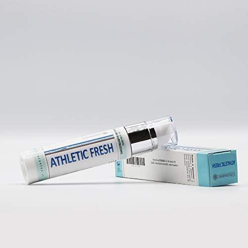 Citozeatec Enzyme | Biodynamisches Ergänzungsmittel | (Athletic Fresh Creme 50ml)