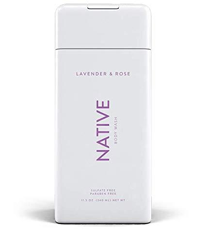 Native Body Wash - Lavender & Rose - 11.5 oz (340ml) ()