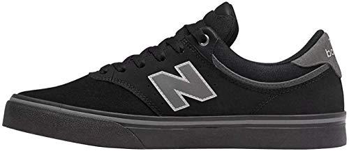 participar Aumentar Campeonato  New Balance Numeric 255 (Black/Black) Men's Skate Shoes-13 on ...