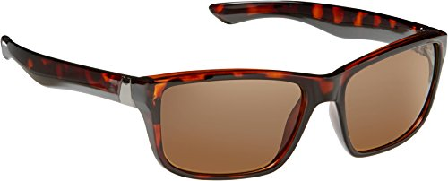 Fisherman Eyewear Cabana Sunglasses, Brown Tortoise Frame, Brown Lens, - Eyewear Fisherman Sunglasses