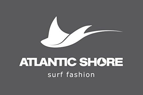 alta qualit di Surf Shore Poncho Accappatoio Unisex Atlantic cotone Z4qw7x