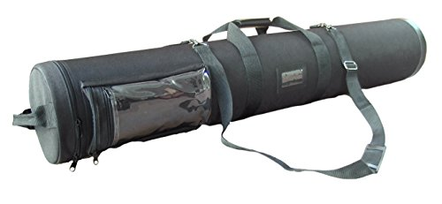 """X-Port (8""""x50"""") Professional Art & Poster Tube/Blueprint Carrying Case with Rigid Paperboard Liner from X-Port"""