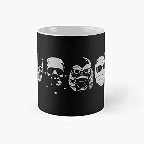 Werewolf Halloween 110Z Coffee Mugs