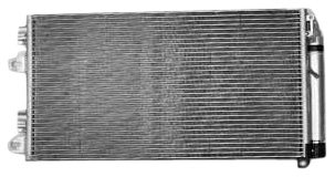 TYC 3254 Mini Cooper Parallel Flow Replacement Condenser