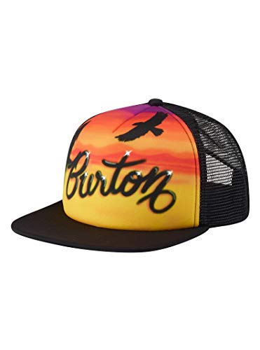 Burton Unisex I-80 Trucker Hat, Airbrush, One Size ()