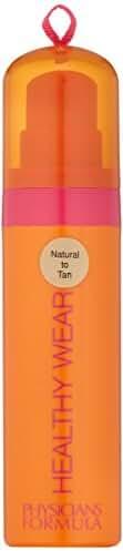 Physicians Formula Healthy Wear SPF 50 Tinted Moisturizer, Natural/Tan, 1 Fluid Ounce