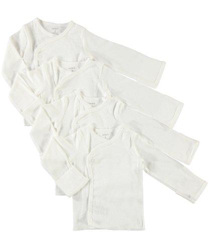 Carters Unisex Sleeve Shirts Scratch