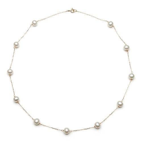 10k-yellow-gold-6-65mm-round-white-freshwater-pearl-18-necklace