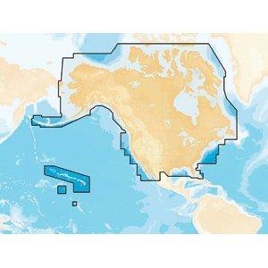 Navionics US Charts, CF Card, New Customer Nautical Chart on Compact Flash Card - CF/NAV+NI