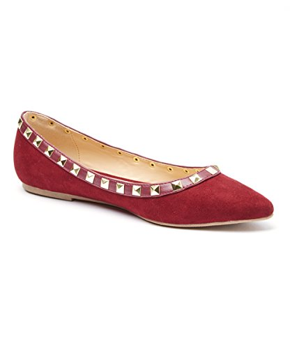 Wild Diva Womens Studded Pointed product image