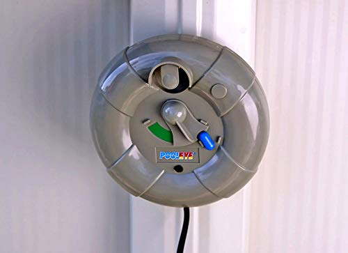 PoolEye Pool Immersion Alarm - Battery Powered Water Sensor...