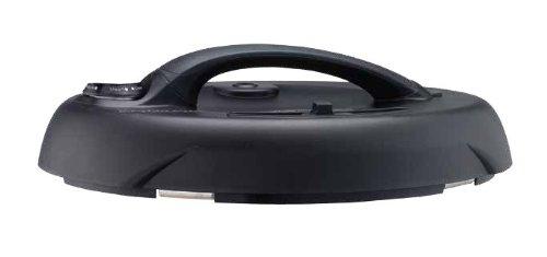 8.5-Quart E.Mishan /& Sons Inc Big Boss 1300-Watt Stainless Steel Oval Pressure Cooker 8748