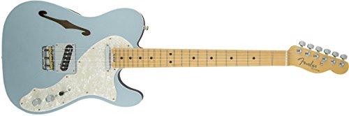 Fender American Elite Telecaster Thinline – Mystic Ice Blue