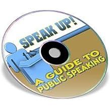 Public Speaking Tips Audio Seminar