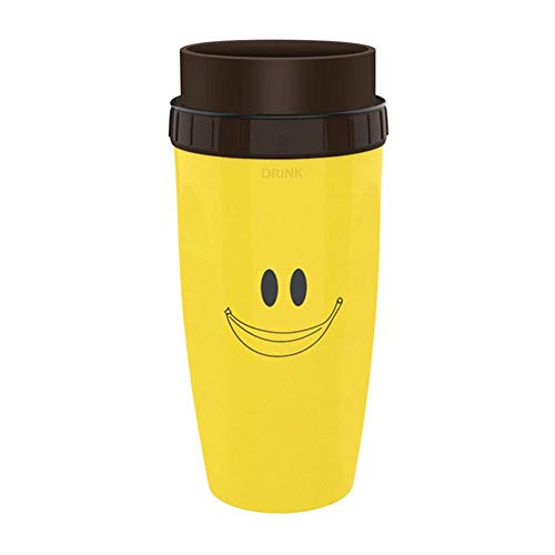 Twizz Travel Mug with Unique Twist Leak-Proof Design - Silicone Membrane Twist Top Insulated Mug - no BPA Perfect for Toddlers & Babies